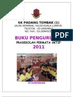 Format Buku Pen Gurus An Prasekolah