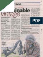 Sustainable Vintage