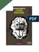 lessico-marxiano