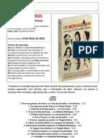 Pr Os Mensageiros-Antologia de Fernando Pessoa Pt