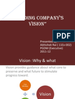 Building Companies Vision_Slideshow