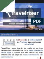 Présentation TravelRiser