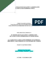 DESARROLLO MÓDULO I Celso Aguirre - ITR - Ambato