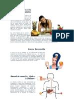 Alimentación en la diabetes