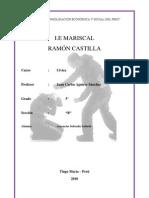 Monografia Sobre Violencia en El Peru