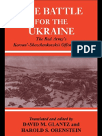 David M. Glantz, Harold S. Orenstein-Battle for the Ukraine the Korsun'-Shevchenkovskii Operation (Cass Series on the Soviet (Russian) Study of War, 15)(2003)