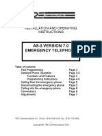 As-3 7.0 Instruction Book