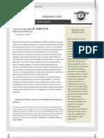 Boletín Farmaunap Abril 2012