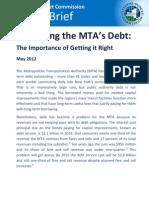 Report Mtarefunding 05032012