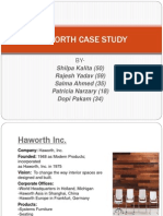 Haworth Case Study