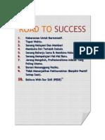 10 Cara Menjadi Orang Sukses1
