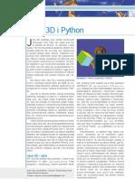 Java 3D i Python