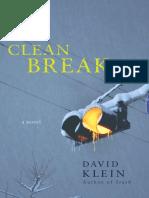Clean Break by David Klein - Excerpt