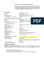 MODELO DE CONVENIO DE PRÁCTICAS PREPROFESIONALES