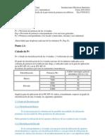 Procedimientos de cálculo de previsión de potencia