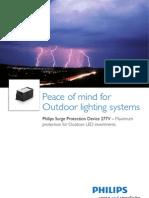 Surge Protection Device 277v Leaflet