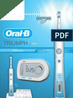 Braun Oral b Triumph 5000