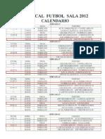 calendario equipo