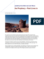 Past Lives and Peru