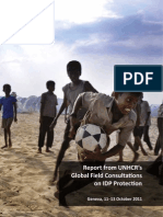 Global Field Consutation on IDP Protection FINAL
