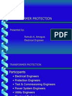 Transformer Protection 2