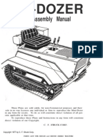 MD1200 MD1600 Plans Assembly
