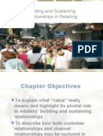 Sustaining Relationship in Retail