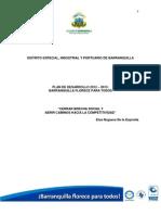 Plan Desarrollo Mayo 2012