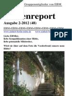 Hüttenreport 2-2012