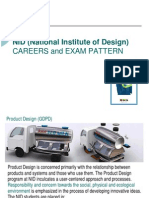Careers, College & Exam at NID