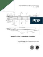 Design Drawing Presentation Guidelines