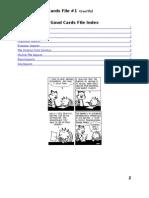 STP Good Cards File