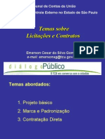05 Licitacoes e Contratos Administrativos Emerson Gomes