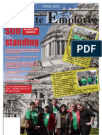 Washington State Employee April 2012