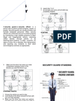 Security Guard HANDBOOK