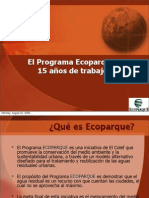 ECOPARQUE - Juan Manuel Rodriguez