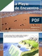 La Playa Punto de Encuentro - Margarita Diaz