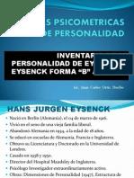 Invent a Rio de Personal Id Ad de Eysenck