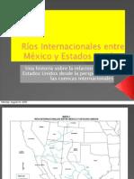 Ríos Internacionales Mx-EU - Samaniego