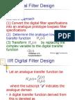2-Digital Filters (IIR)