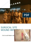 SURGICAL SITE INFECTIONS (by Naveed)