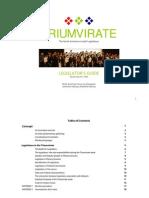 Legislators Guide 2009