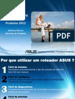 ASUS - Produtos de Rede - Versão Resumida