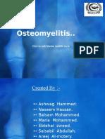 Osteomyelitis Finally 2