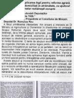 Basarabia Si Bucovina in Rapoartele Serviciilor Speciale Romanesti Din Perioada Interbelica