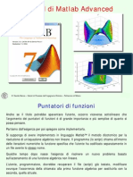 Tutorial Matlab Advanced
