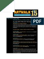 Art Walk 2012