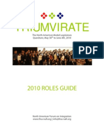 Roles Guide 2010