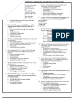 AP U.S. Unit 1 Exam + Answers