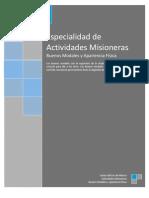 Especial Id Ad de Actividades Misioneras